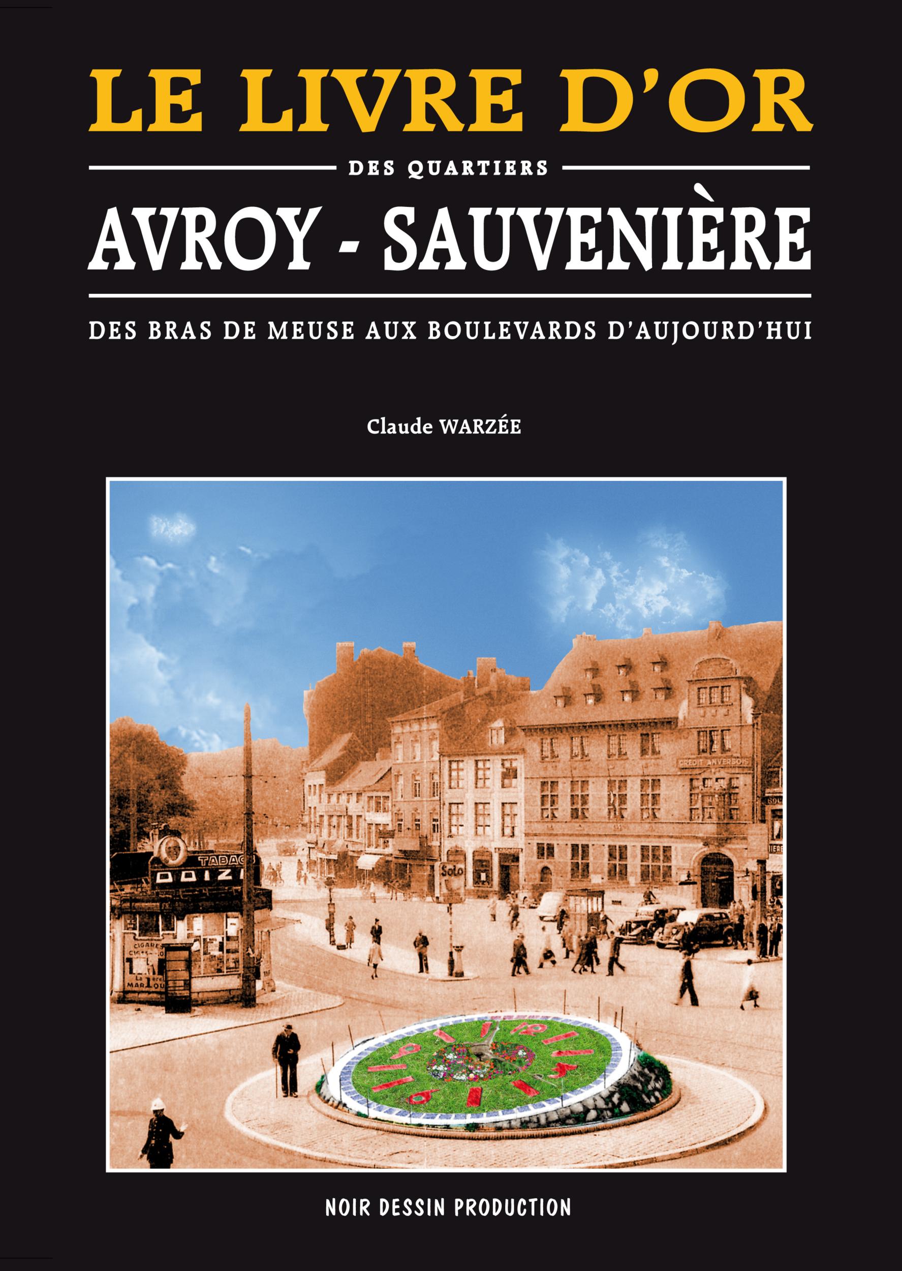 avroy-sauvenière cover GRAFICO