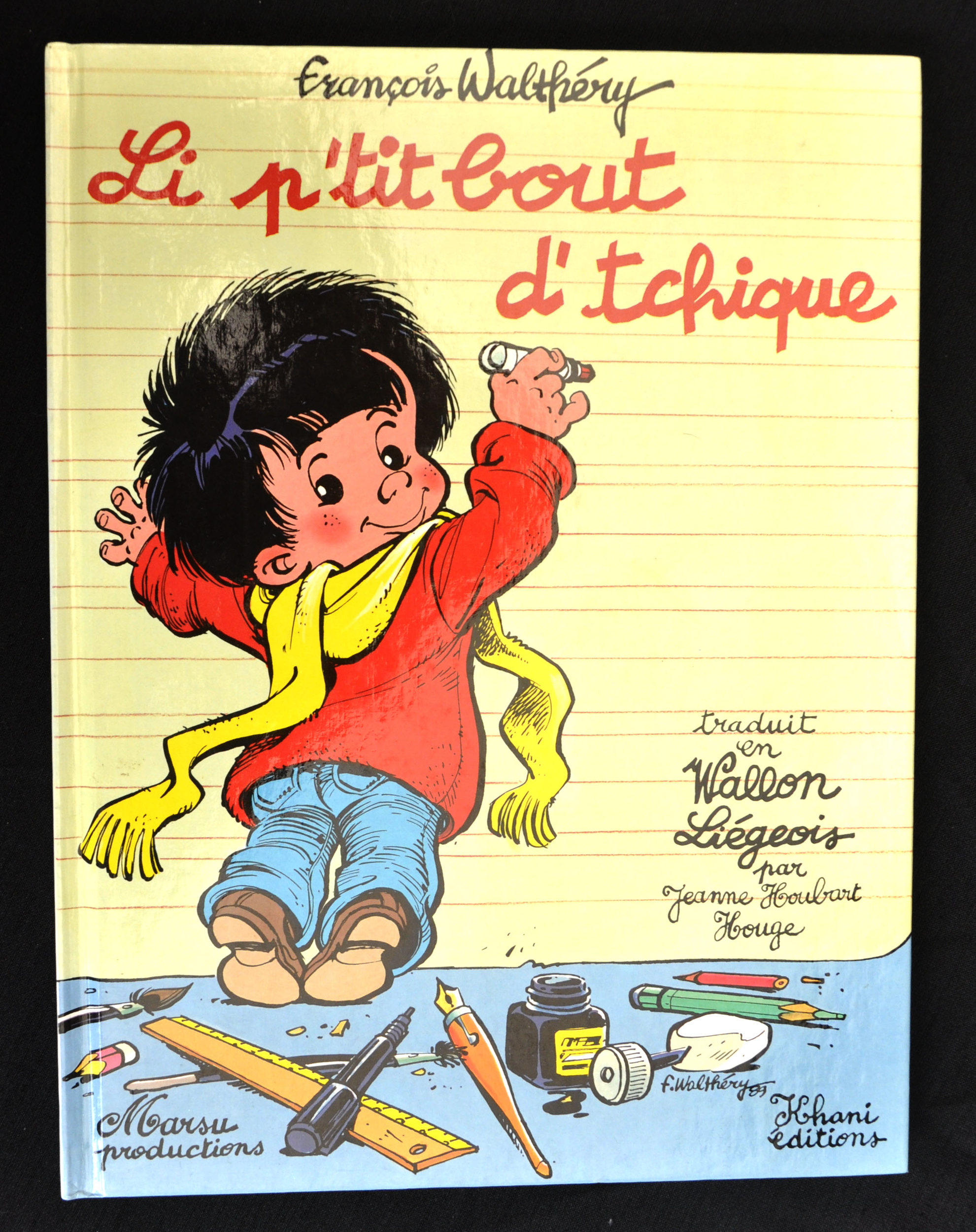 wallon liégeois-tome 1 (3)-15€-épuisé