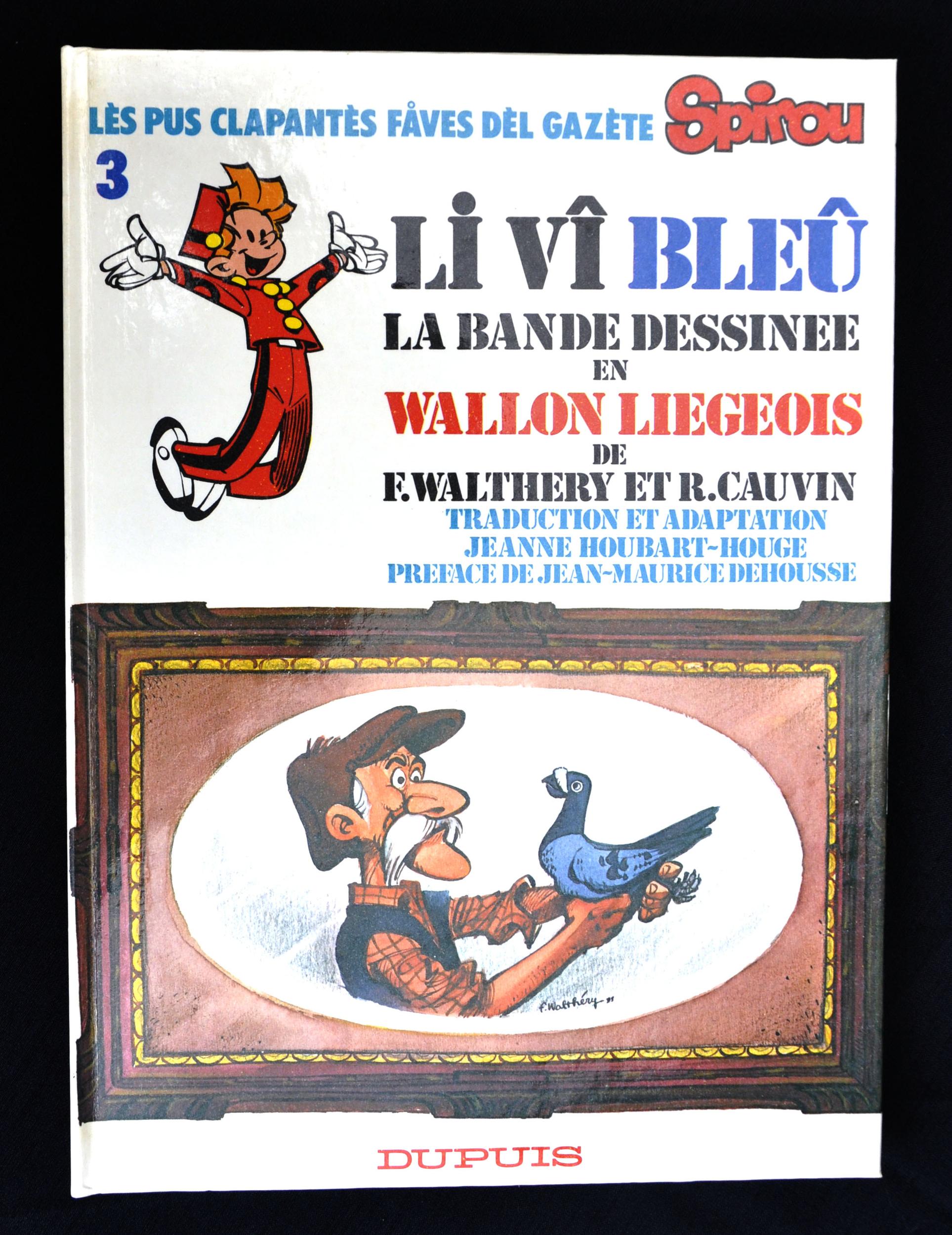 wallon liégeois-1ère édition-20€-épuisé