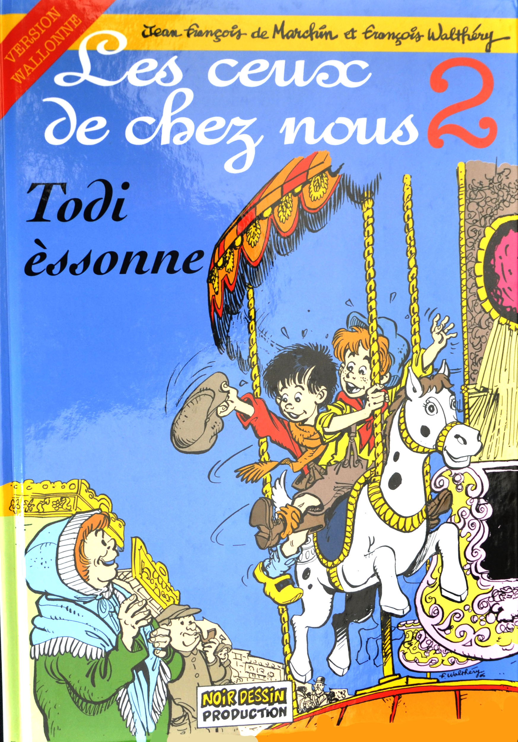 wallon liégeois-tome 2-18€-épuisé