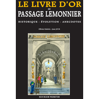 Le livre d'or du passage Lemonier