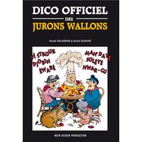Dico officiel des Jurons wallon
