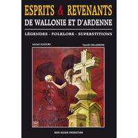 Esprits & revenants en Wallonie