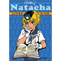 Natacha livre d'or