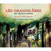 Les grands arbres en wallon de Liège / français