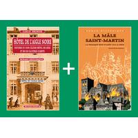 PACK PROMO NOËL - Hôtel de l'Aigle noire + Mâle St-Martin