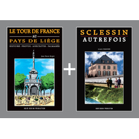 PACK PROMO NOËL - Tour de France + Sclessin autrefois