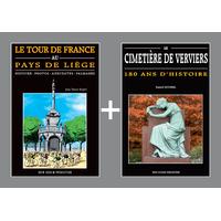PACK PROMO NOËL - Tour de France + Cimetière de Verviers