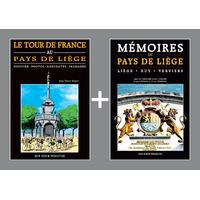 PACK PROMO NOËL - Tour de France + Mémoires du pays de Liège