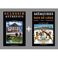 PACK PROMO NOËL - Sclessin autrefois + Mémoires du Pays de Liège