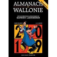 Almanach de Wallonie 2019