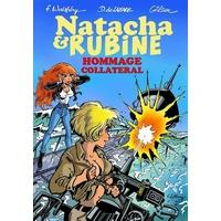 Natacha et Rubine : Hommage collatéral