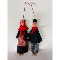 Marionnettes 18cm Tchantchès et Nanesse