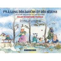 """""""Au long des jours et des saisons"""" wallon de Bastogne - Français"""
