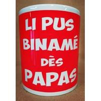 Tasse Papas