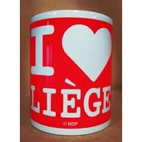 Tasse I LOVE LIEGE