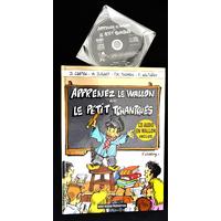 Apprenez le wallon avec les petit Tchantchès + cd audio