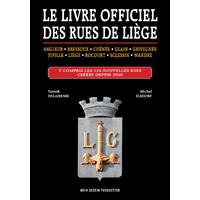Le livre officiel des rues de Liège