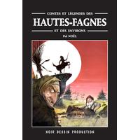 Contes et légendes des Hautes-Fagnes