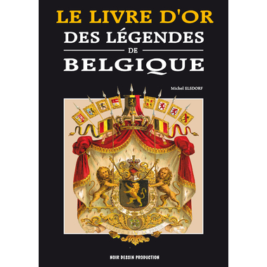 cover legendes de belgique