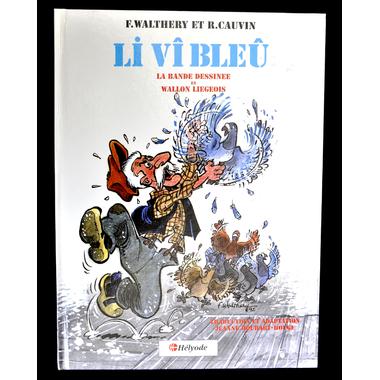 wallon liégeois (8)-15€-épuisé