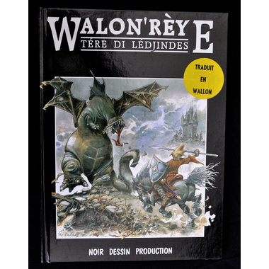 wallon liégeois (2)-15€-épuisé
