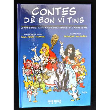 wallon liégeois-contes-15€-épuisé