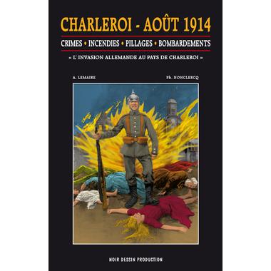 charleroi-aout 14