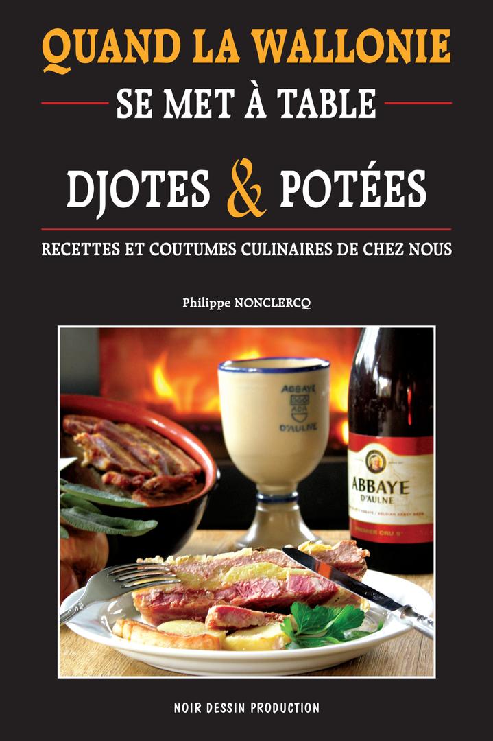 Quand la wallonie se met a table cuisine noir dessin - Ecrire un livre de cuisine ...