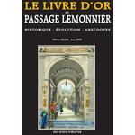 Le livre d'or du passage Lemonier