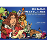 Les fables de La Fontaine en français/wallon