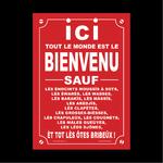 Plaque ICI