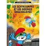 Schtroumpfs en wallon liégeois : Lès Bèrikes émacralêyes