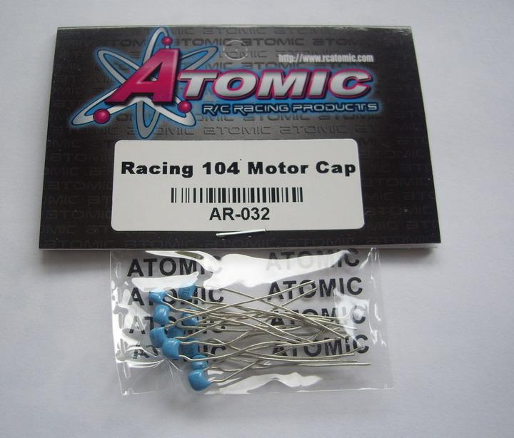 ATOMIC Cap moteur 104 (10), AR32