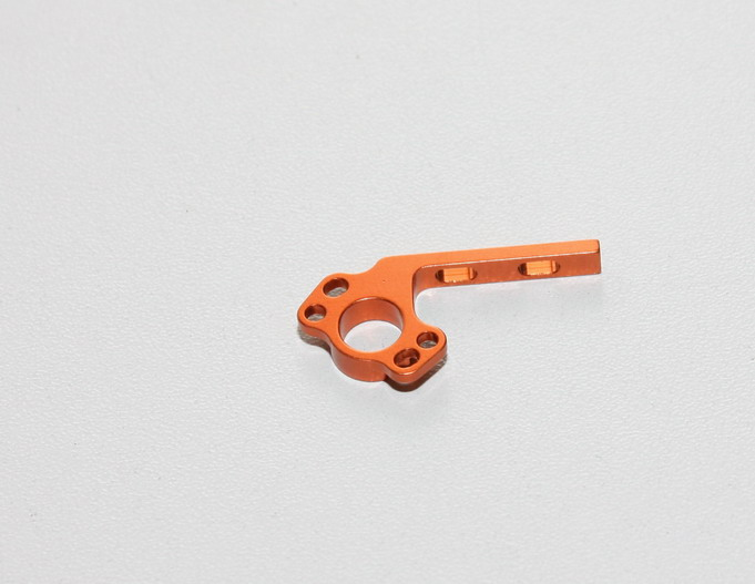 Support Moteur 94Mm pod Carbone (Orange)