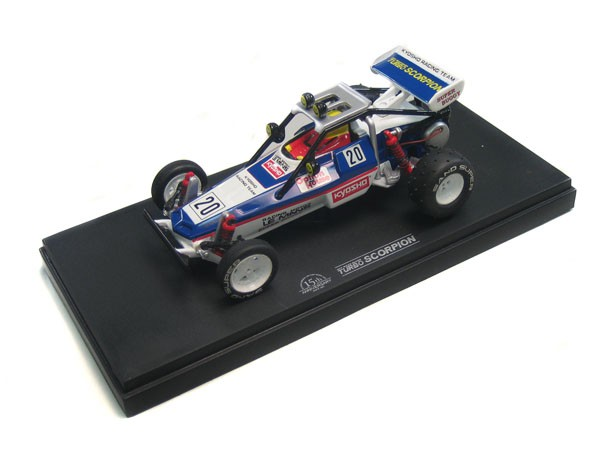 KYOSHO TURBO SCORPION DISPLAY LIMITED, 04004