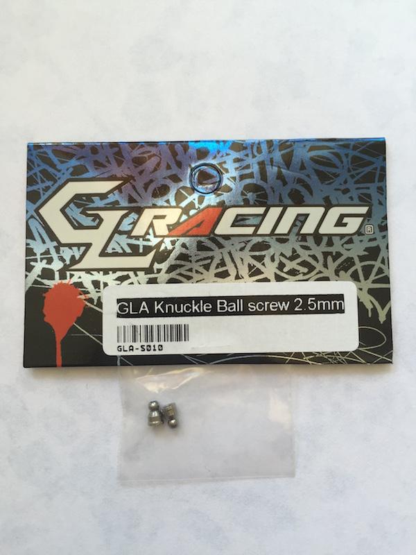 GL Racing Boules 2,5 Mm GLA, GLA-S010