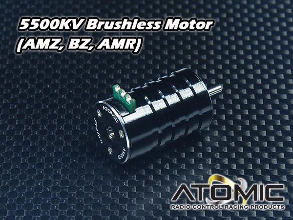 ATOMIC Moteur Brushless 5500 KV, MO-039