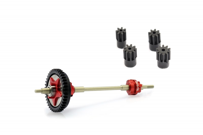 Différentiel à billes MM 48 pitch Mini-Z Mr02 Mr03 X-Power