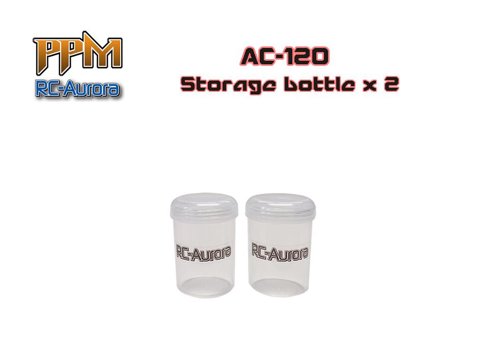 RC AURORA Boite de stockage x2, AC-120