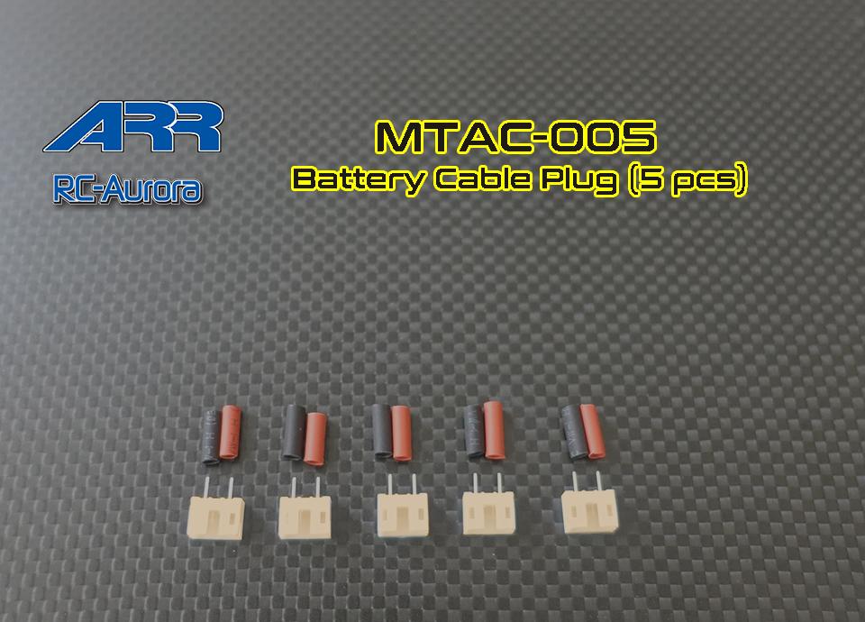 RC AURORA Prises d\'alimentation, MTAC-005