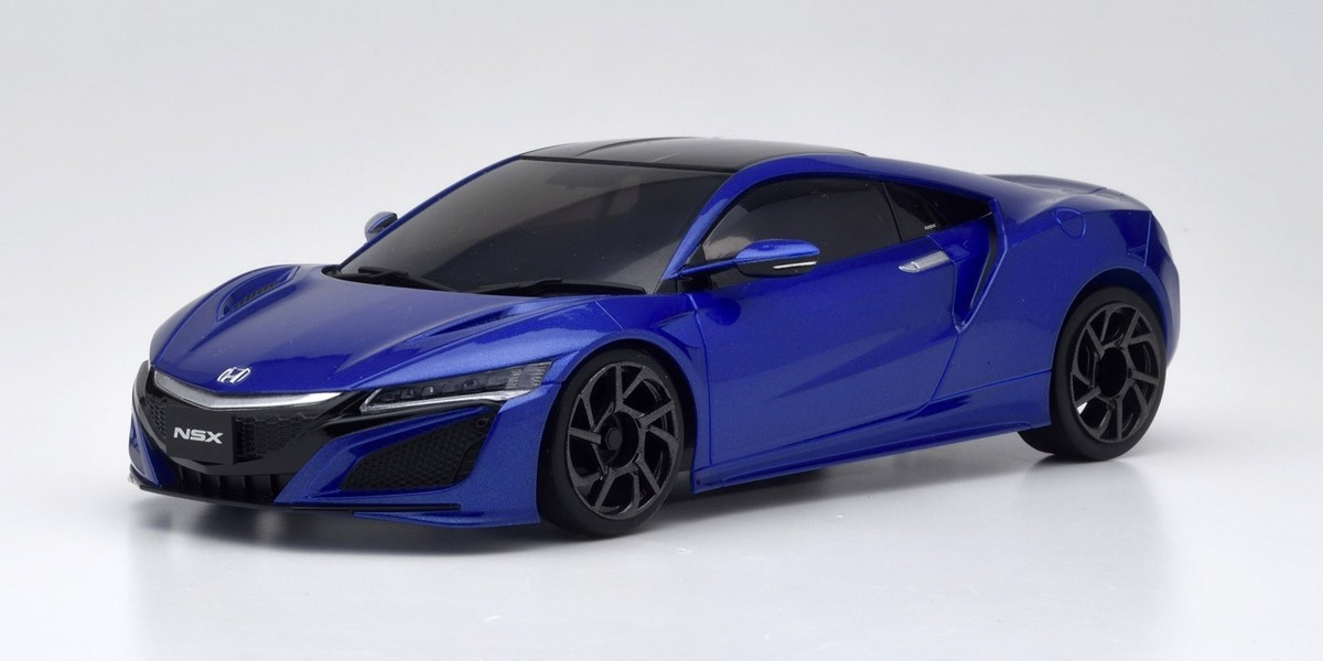 KYOSHO AUTOSCALE Mini-Z HONDA NSX NOUVELLE BLUE (W-MM), MZP233BL