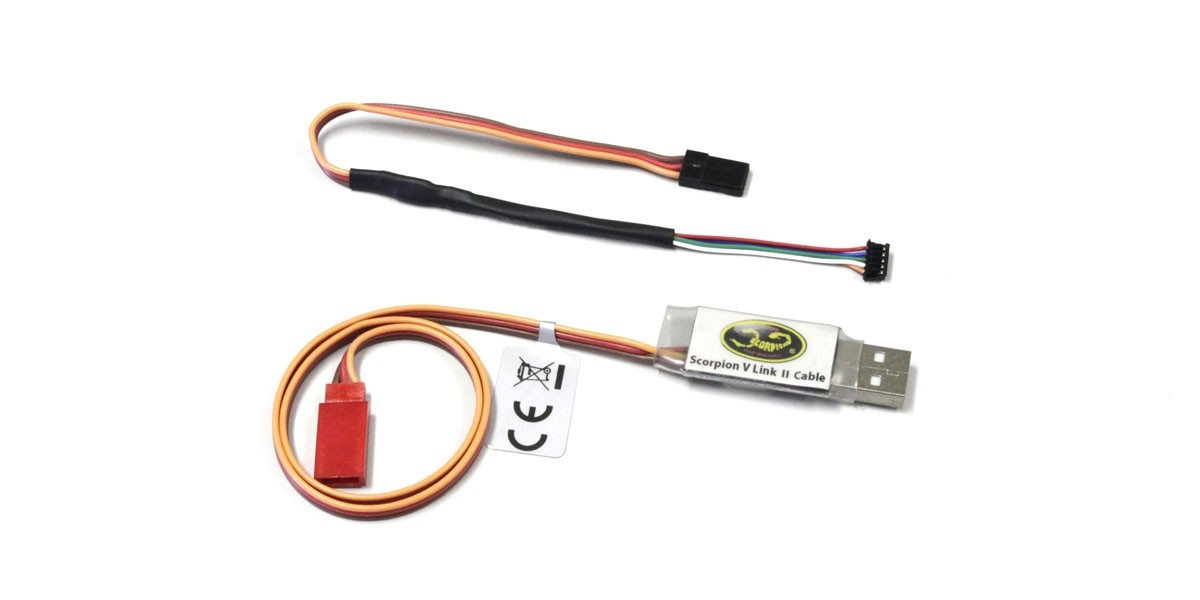 KYOSHO Cable interface PC pour Miniz Buggy VE 2.0, 82082