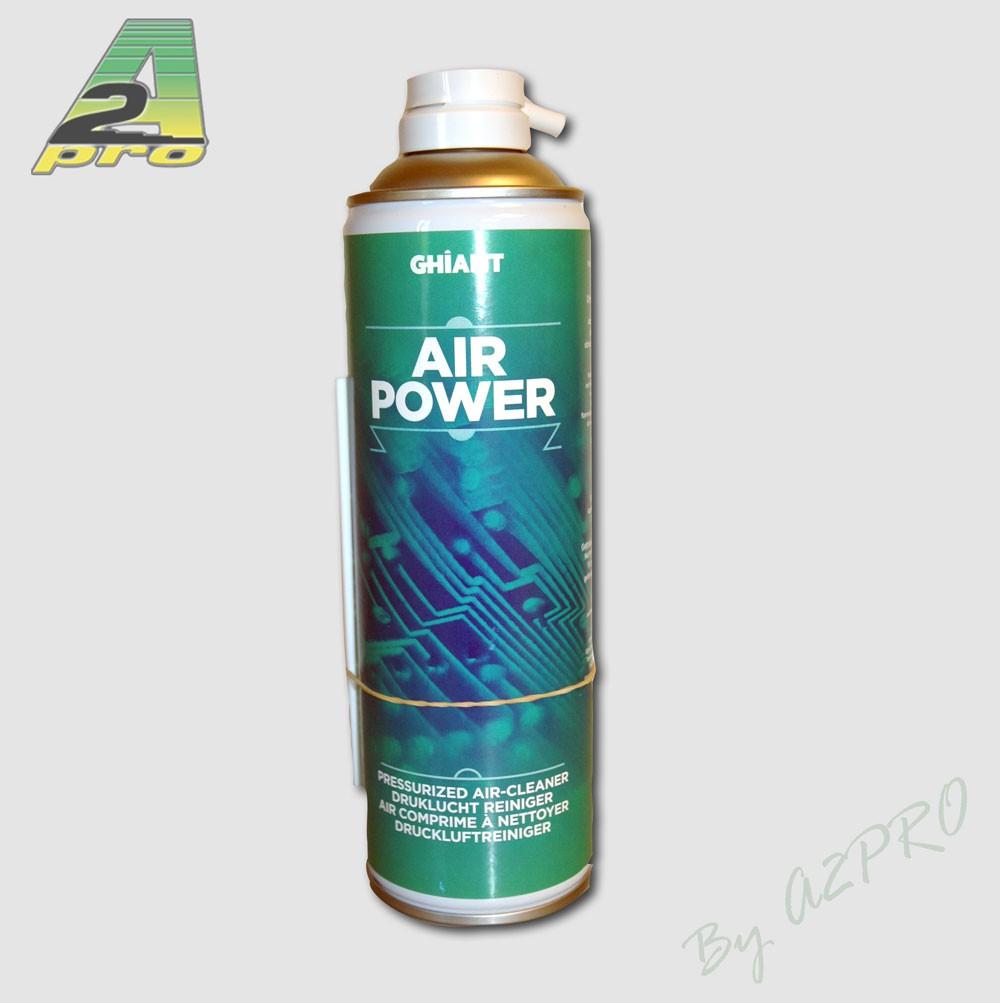 A2P Air comprimé pour nettoyage (400ml), 1547