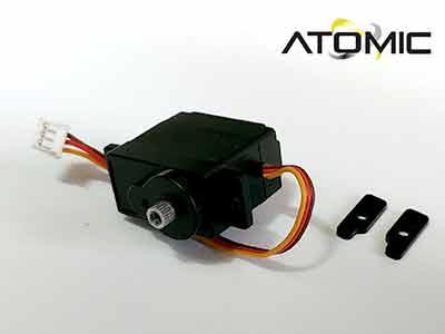ATOMIC Servo rapide Digital Miniz, BZ-UP017E