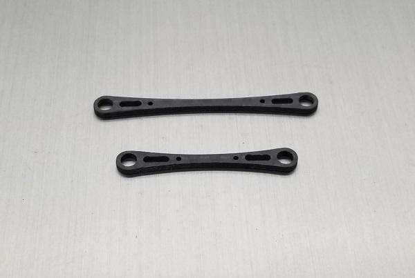 GL RACING Support de carrosserie carbone AV / AR, GLA-035-OP2