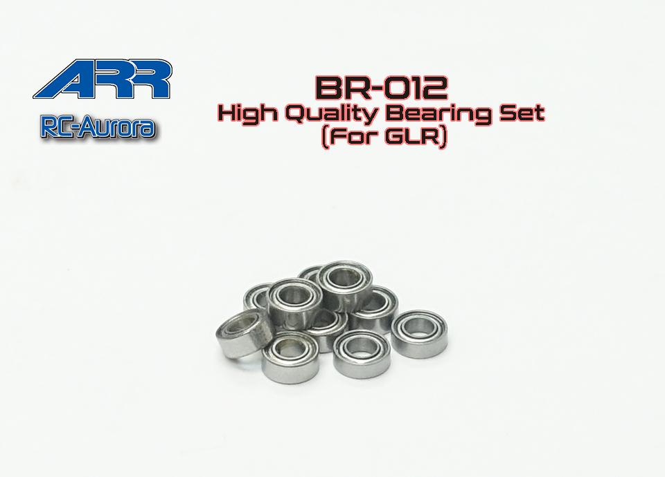 RC AURORA Kit Roulement GLR haute qualité, BR-012