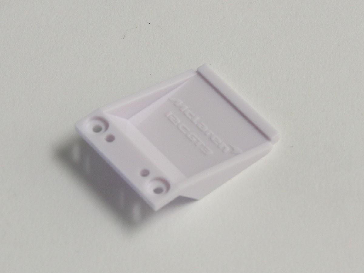 KYOSHO SUPPORT CARROSSERIE AVANT MC LAREN 12C GT3 2013 Mini-Z, MZN163-2