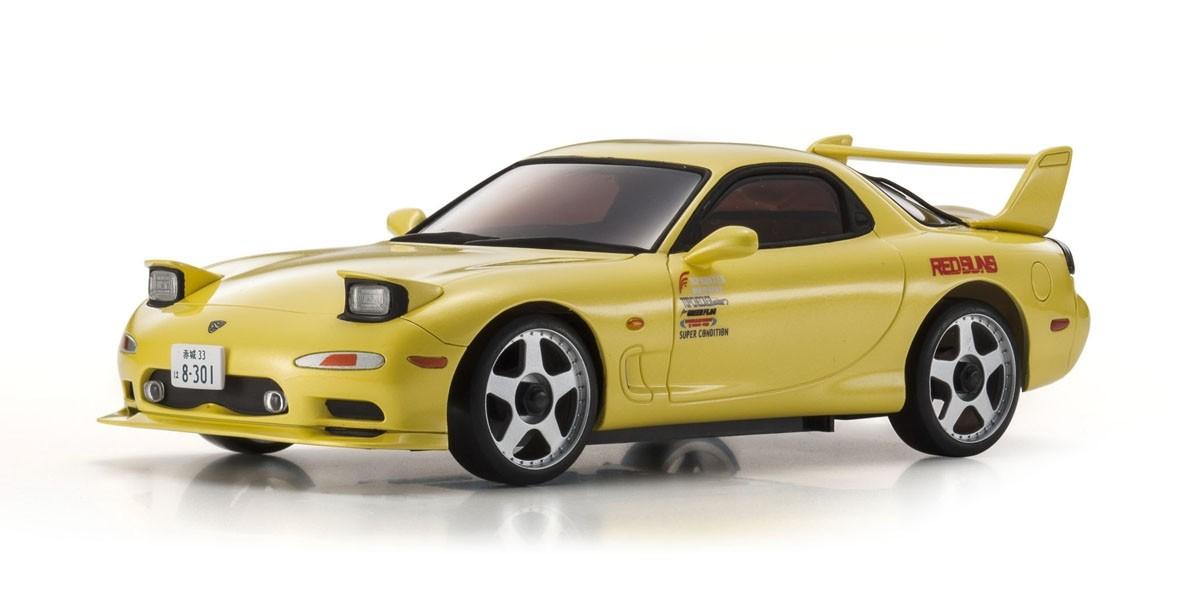 KYOSHO AUTOSCALE Mazda RX-7 FD3S, MZP425Y