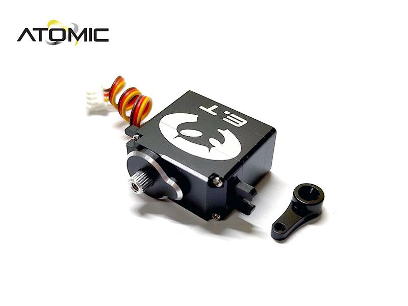 ATOMIC servo miniz digital haute qualité, BZ-up017bk